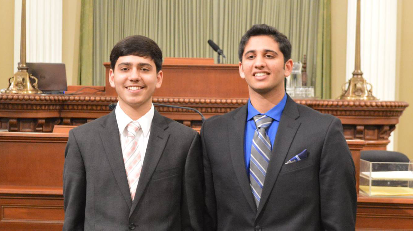 syntheticgrass An Interview with Rajvarun and Arijeet Grewal of Saving California Farms One Drop at a Time