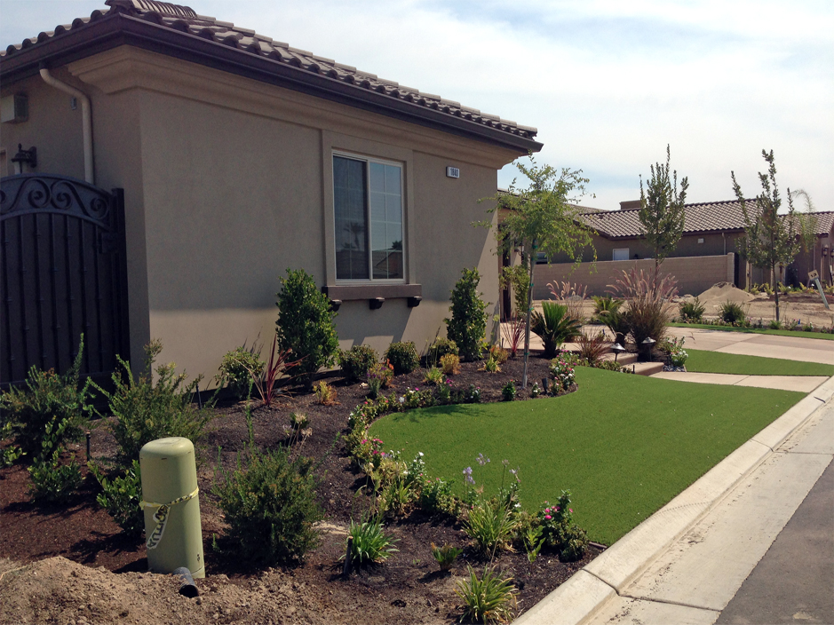Faux Grass Topock Arizona Lawn And Garden Front Yard Design