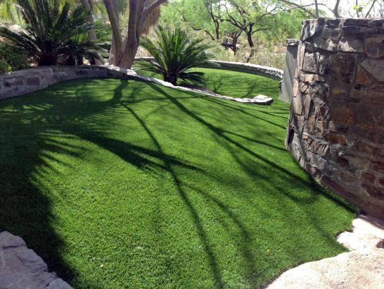 Artificial Grass Photos: Artificial Grass Carpet Gu Oidak, Arizona Drainage