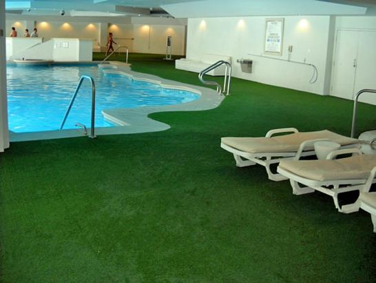 Artificial Grass Photos: Artificial Grass Installation Concho, Arizona Putting Green, Kids Swimming Pools