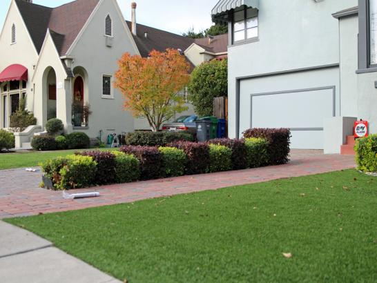 Artificial Grass Photos: Artificial Grass Truxton, Arizona Backyard Deck Ideas, Front Yard Landscaping Ideas