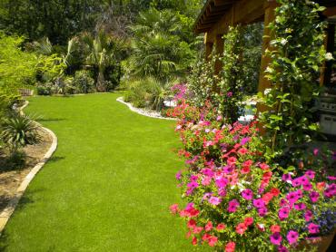 Artificial Grass Photos: Artificial Turf Installation Wittmann, Arizona Paver Patio, Backyards