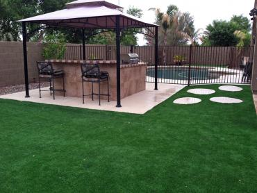 Best Artificial Grass Winkelman, Arizona Lawn And Landscape, Pool Designs artificial grass