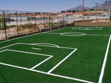 Fake Grass Santa Rosa, Arizona Red Turf artificial grass