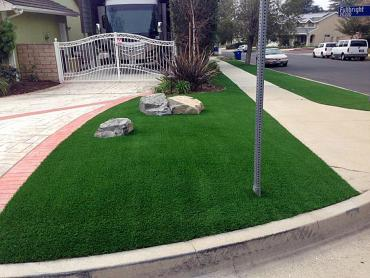 Fake Turf Duncan, Arizona Gardeners, Small Front Yard Landscaping artificial grass