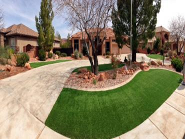 Grass Carpet Surprise, Arizona Rooftop, Front Yard Landscaping artificial grass