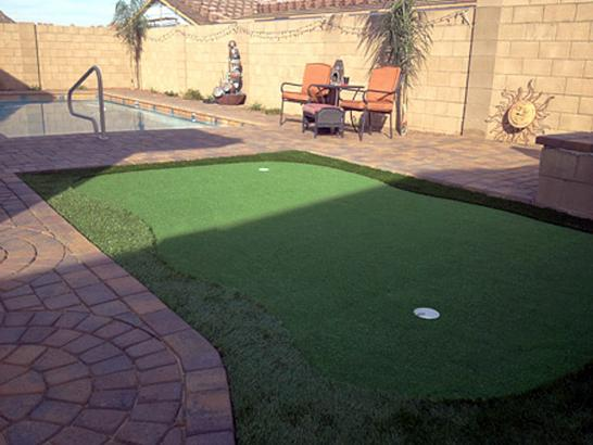 Artificial Grass Photos: Grass Installation Avondale, Arizona How To Build A Putting Green, Swimming Pool Designs