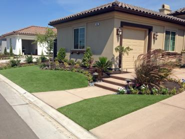 Artificial Grass Photos: Grass Installation Prescott Valley, Arizona Lawn And Landscape, Front Yard Landscape Ideas