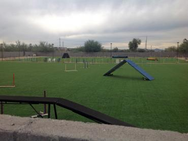 Artificial Grass Photos: Green Lawn Komatke, Arizona Red Turf, Recreational Areas