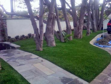 Artificial Grass Photos: Outdoor Carpet Top-of-the-World, Arizona Landscape Design, Small Front Yard Landscaping