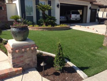 Artificial Grass Photos: Plastic Grass Casas Adobes, Arizona Paver Patio, Small Front Yard Landscaping