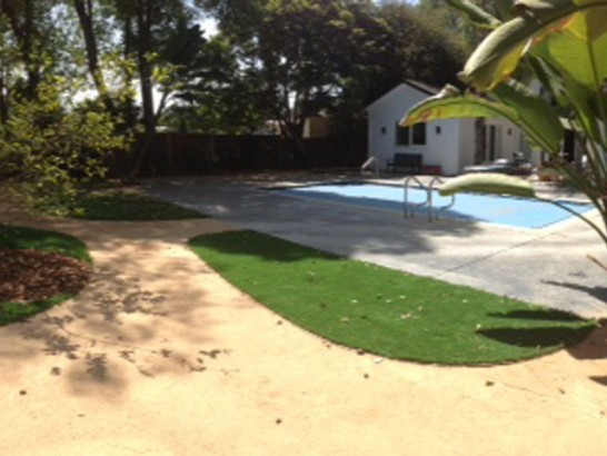 Synthetic Grass Cost Fort Thomas, Arizona Landscape Rock, Beautiful Backyards artificial grass