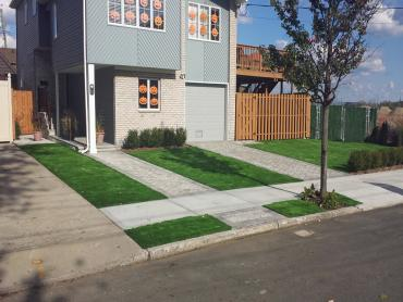 Artificial Grass Photos: Synthetic Grass Cost Tonopah, Arizona City Landscape, Front Yard Design