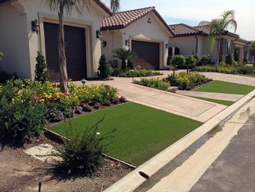 Artificial Grass Photos: Synthetic Grass Cost Verde Village, Arizona Landscape Design, Front Yard