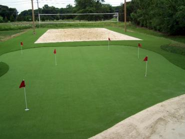 Artificial Grass Photos: Synthetic Lawn Valencia West, Arizona Home Putting Green, Backyard Landscaping Ideas