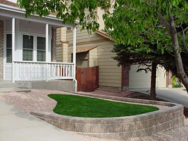 Artificial Grass Photos: Synthetic Turf West Winslow, Arizona, Front Yard