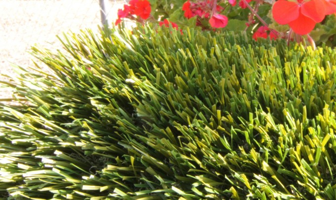 Double S-61 syntheticgrass Artificial Grass Chandler Arizona