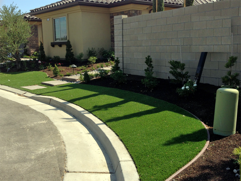 Lovely Arizona Front Yard Landscaping Ideas Part - 12: Turf Grass Kohls Ranch, Arizona Paver Patio, Front Yard Landscaping Ideas