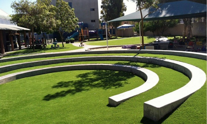Artificial Grass for Playgrounds in Chandler
